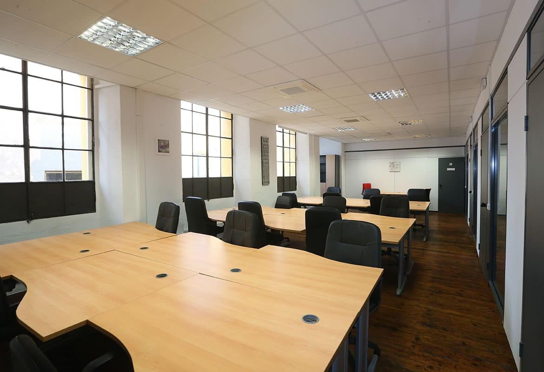 Ceneco alquiler de oficinas equipadas ceneco centro de for Oficinas equipadas
